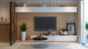 thiết kế thi công nội thất căn hộ chung cư Hoàng Anh Thanh Bình