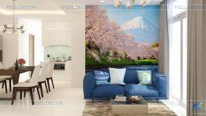 Thiết kế và thi công nội thất căn hộ Vinhomes Central Park