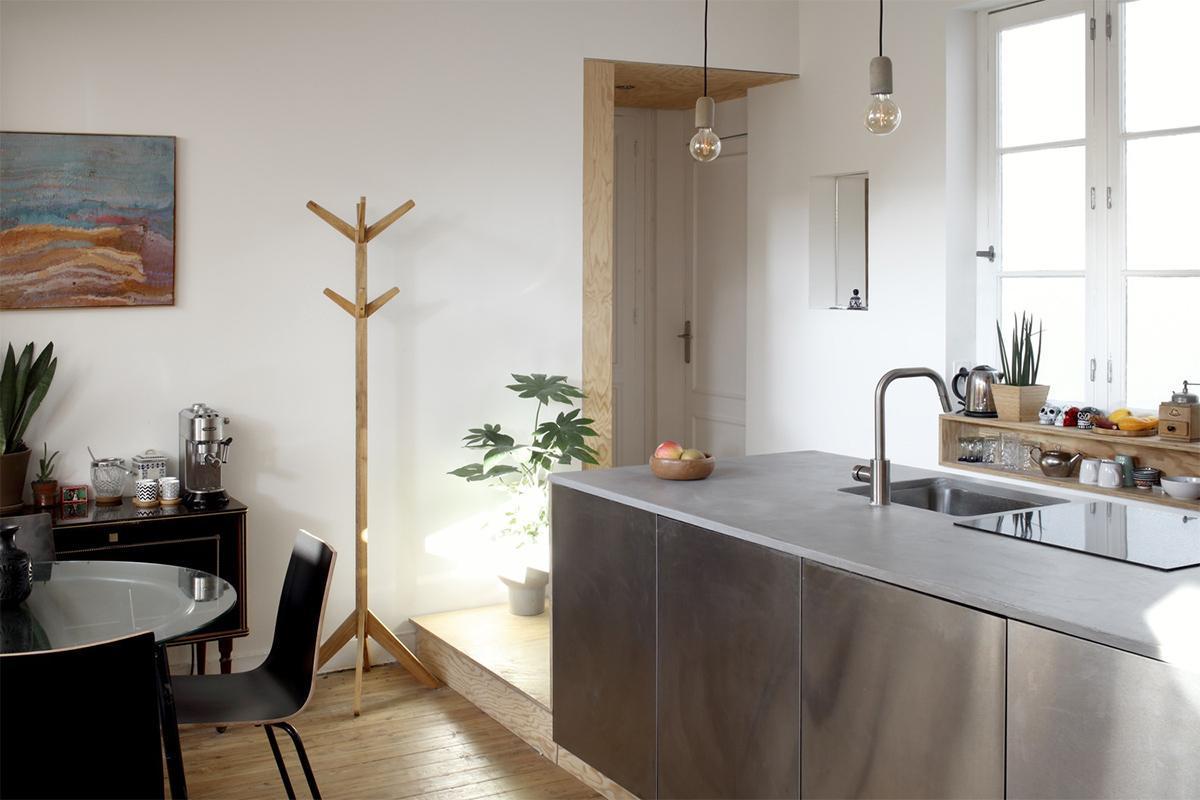 phòng bếp cho căn hộ nhỏ
