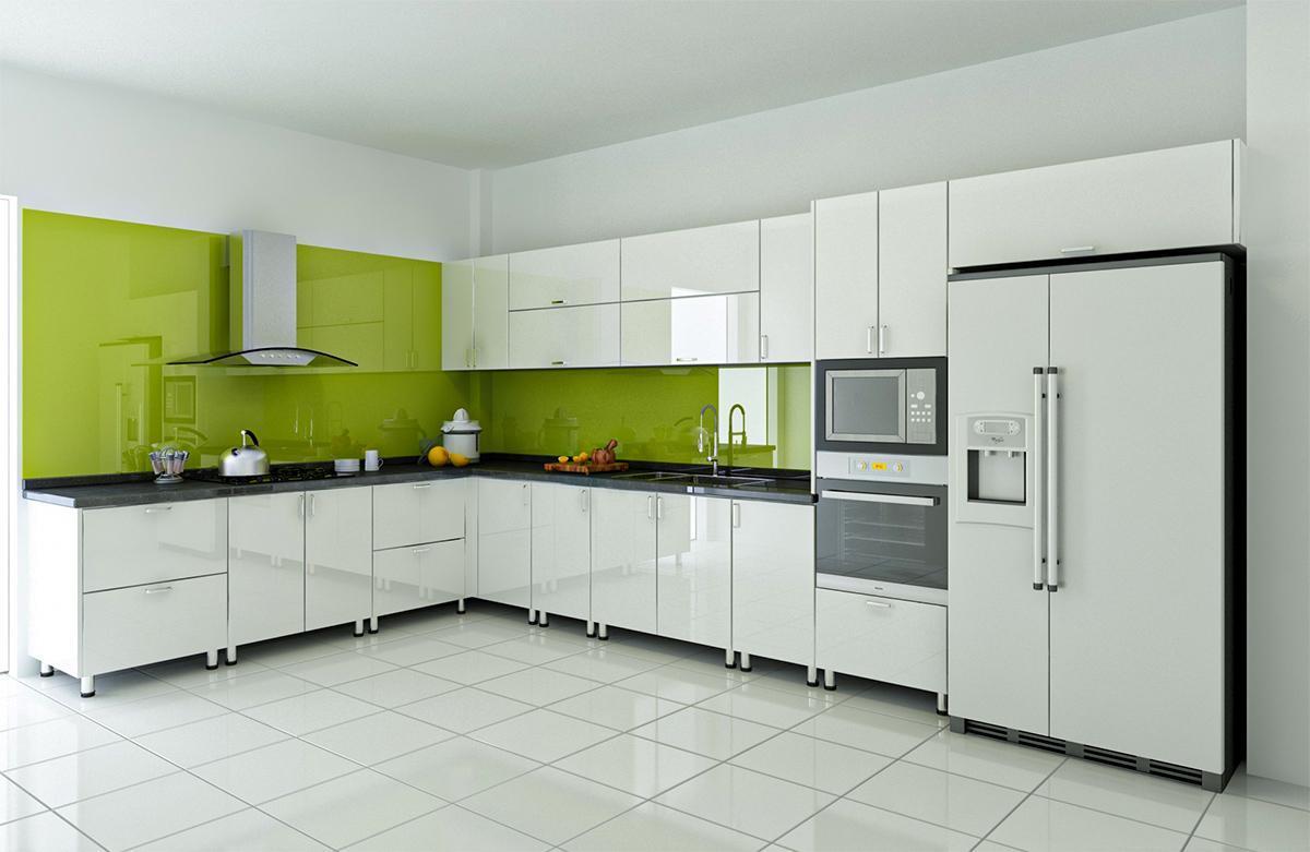 Ý tưởng thiết kế nội thất phòng bếp đẹp theo phong cách hiện đại