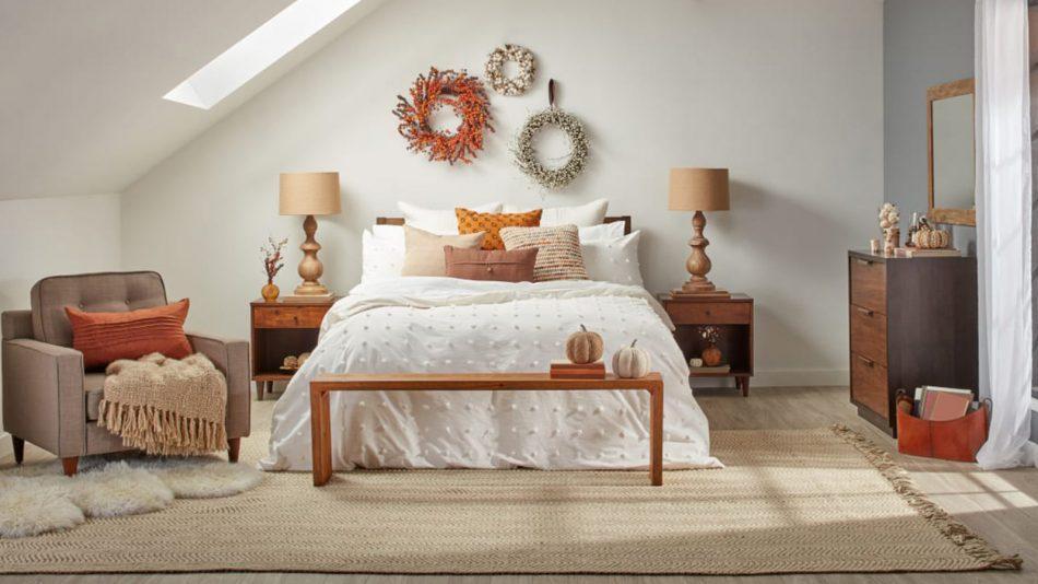 3 cách trang trí lại nội thất phòng ngủ thêm xinh