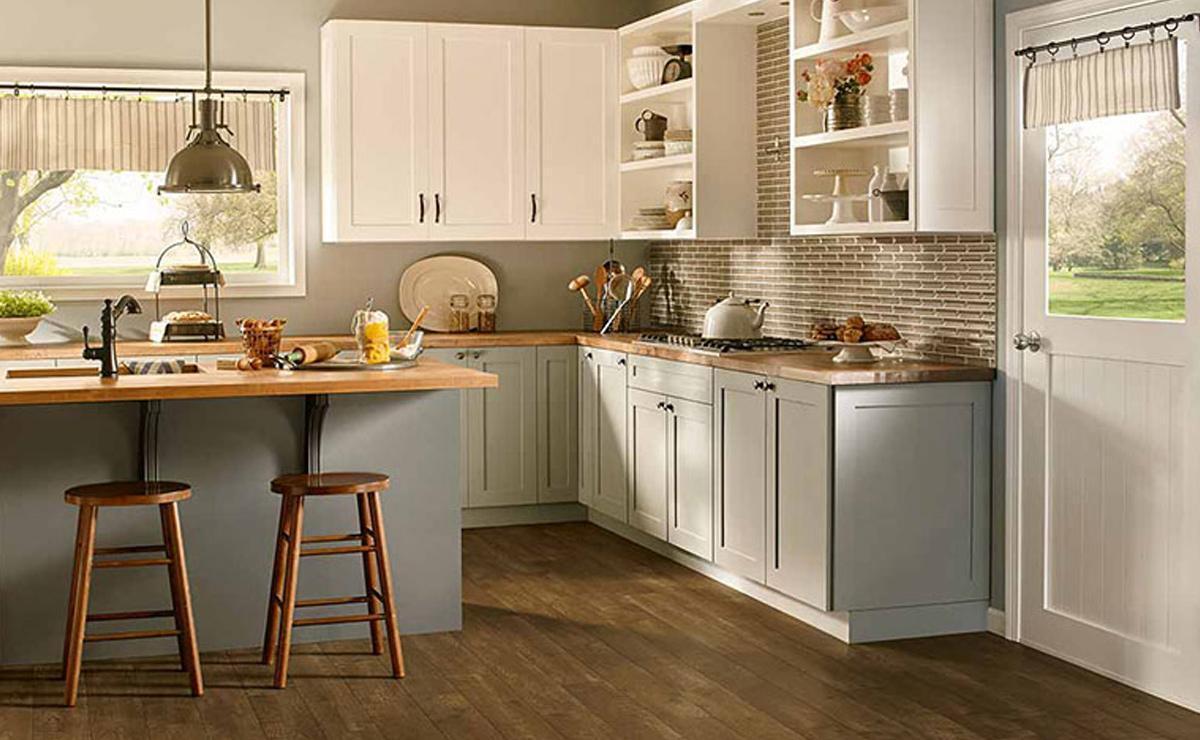 cách tạo cải tạo phòng bếp