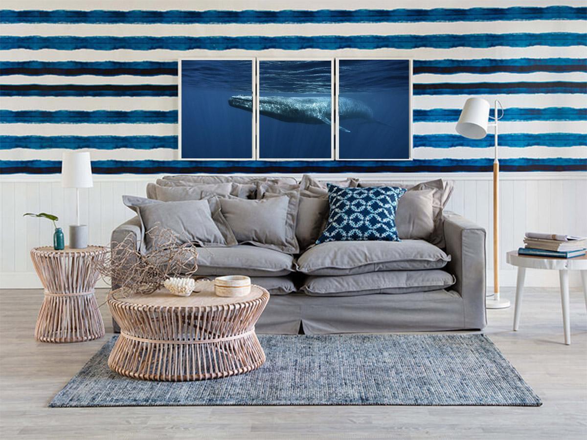 Bí quyết đơn giản để mang hơi thở đại dương đến ngôi nhà của bạn