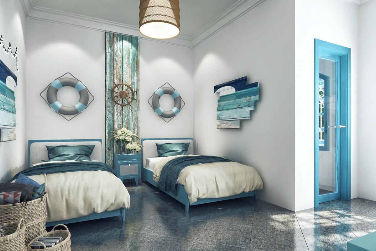 hình ảnh: thiết kế nội thất mang cả đại dường vào căn hộ của bạn