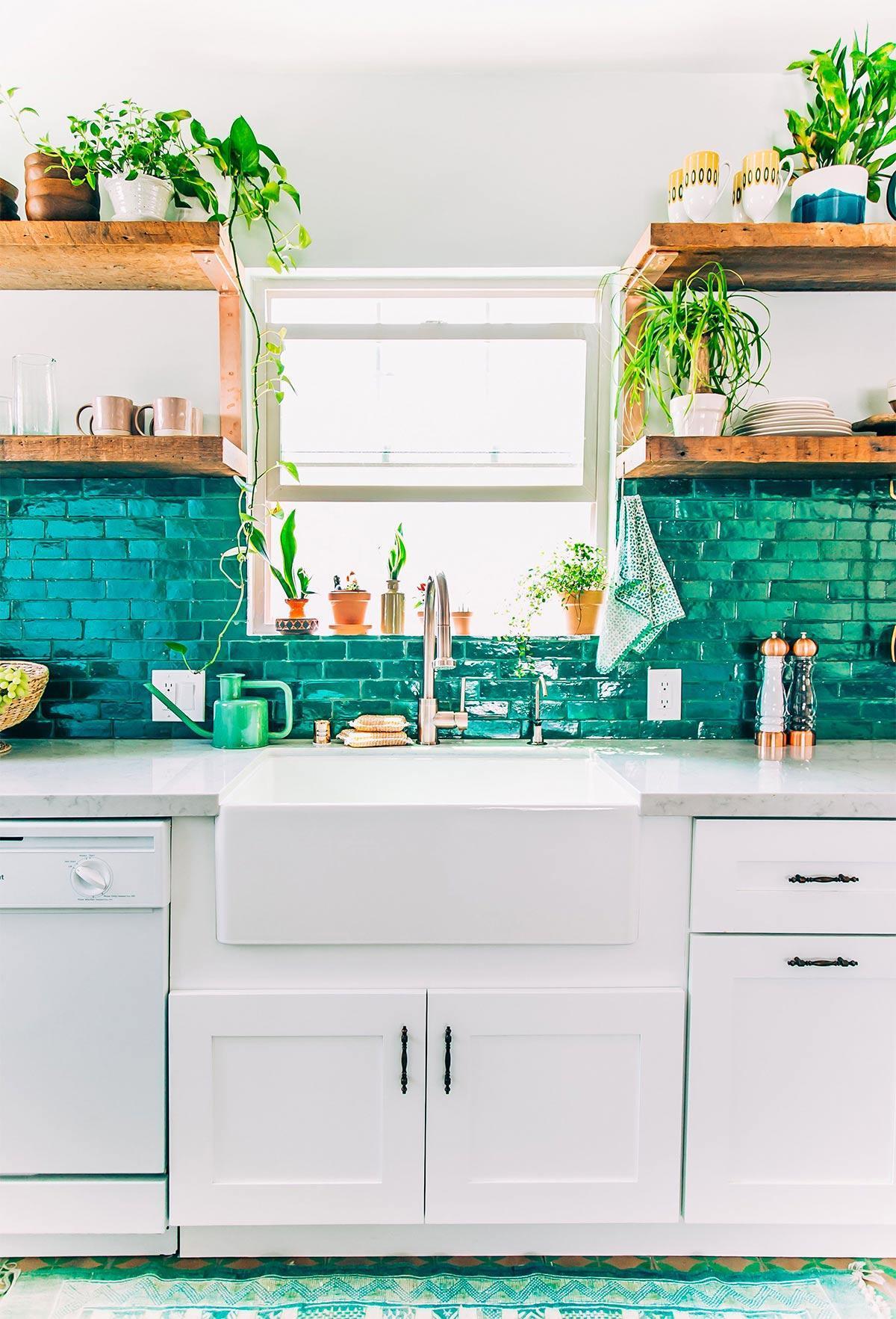 Bí quyết trang trí lại nội thất góc bếp thêm tuyệt đẹp