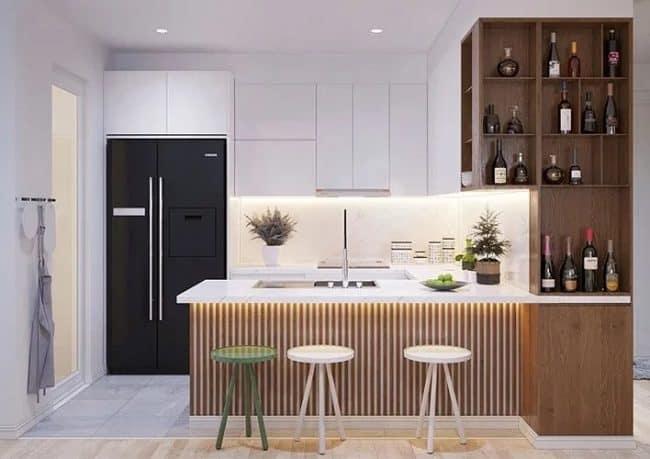 các mẫu phòng bếp đẹp