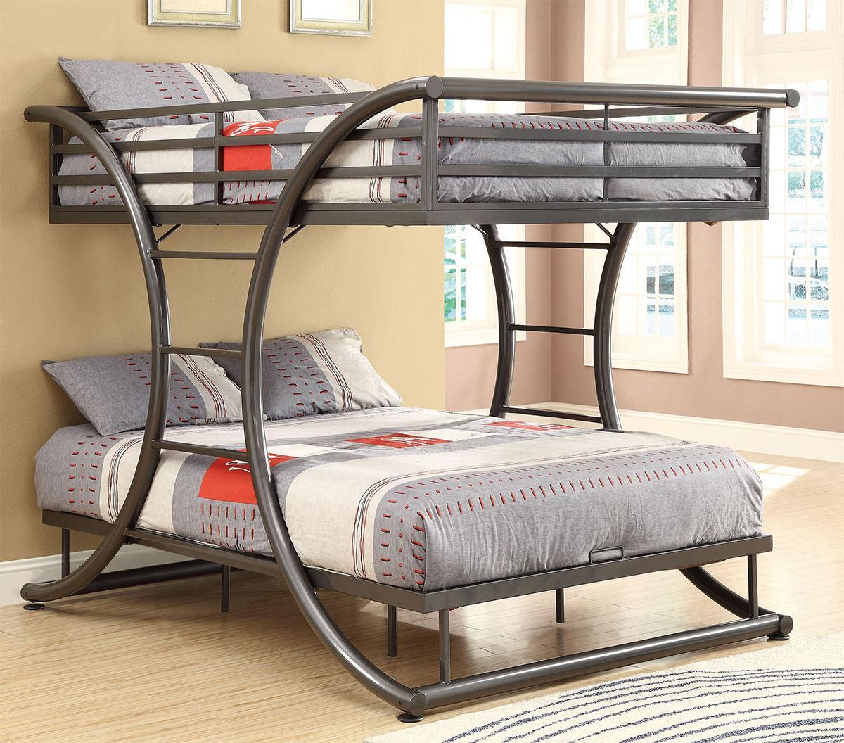 giường tầng bằng sắt