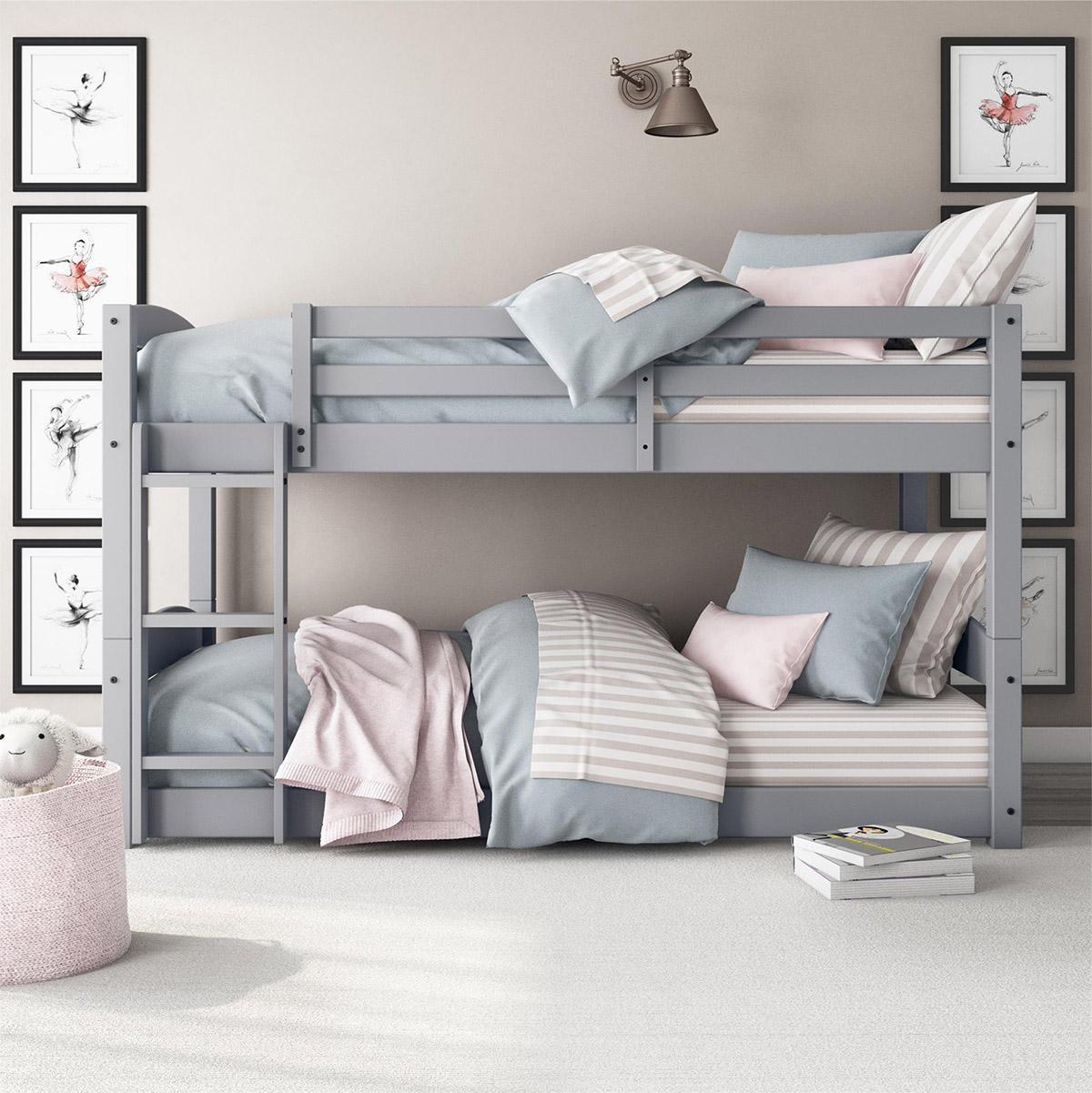 thiết kế giường tầng hiện đại