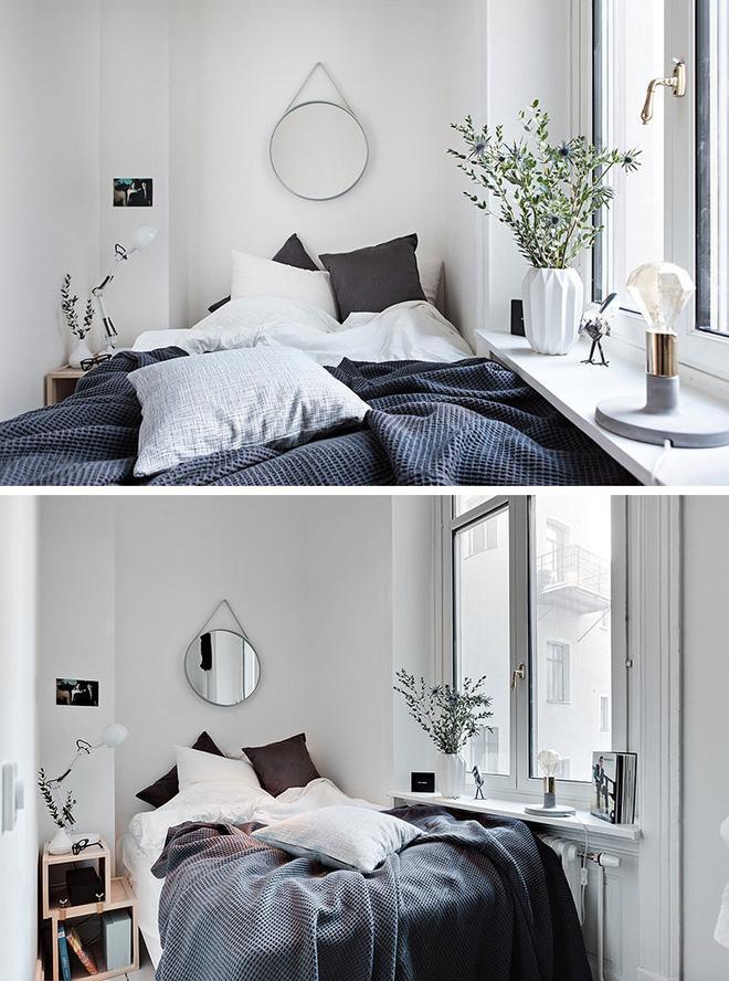 4 Yếu Tố để Trang Tri Nội Thất Căn Phong Ngủ đung Chuẩn Scandinavian