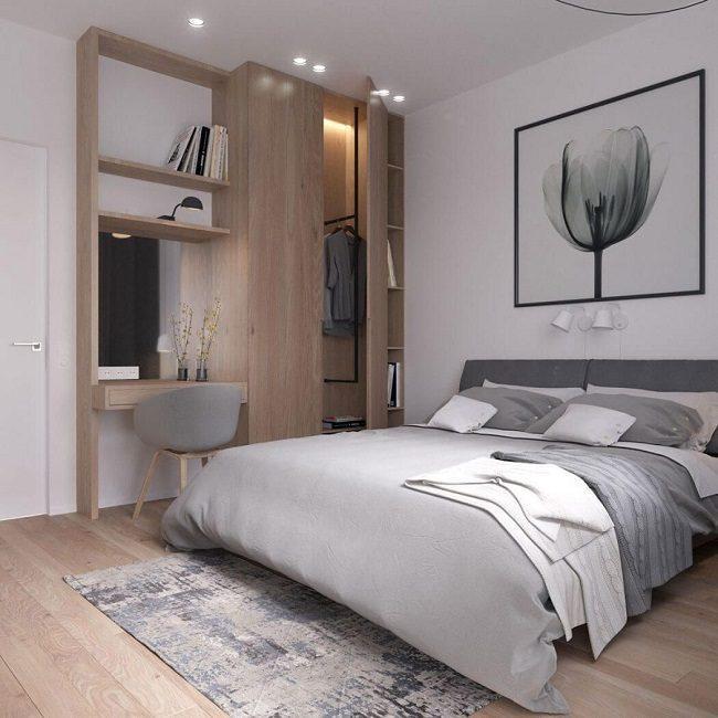 Nội thất phòng ngủ phong cách bắc âu