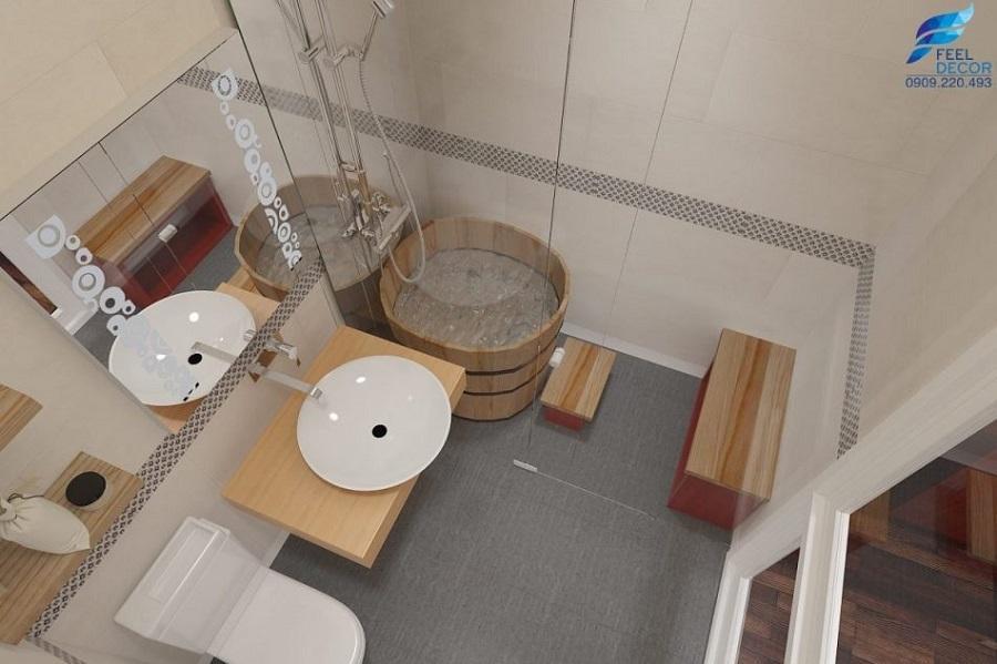 phòng theo phong cách Nhật