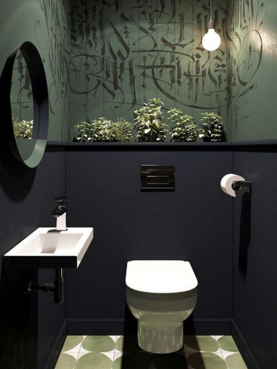 phòng vệ sinh độc đáo