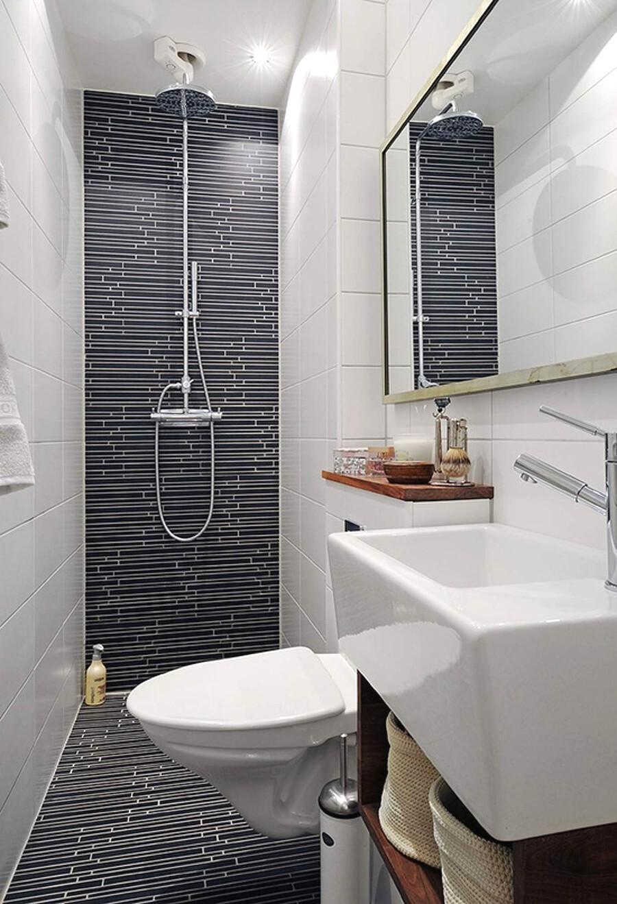 phòng vệ sinh tone trắng