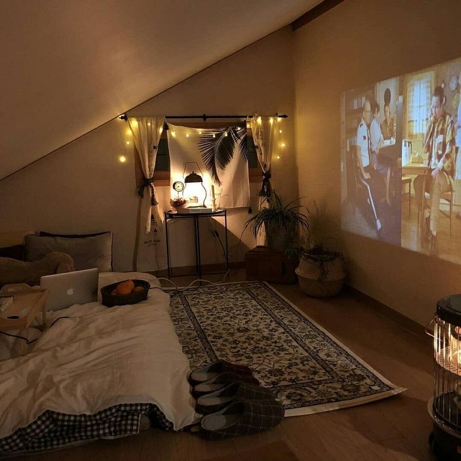 thiết kế lớp lót dưới giường