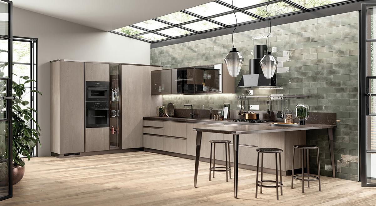 Trang trí nhà bếp với tone màu pastel nhẹ nhàng