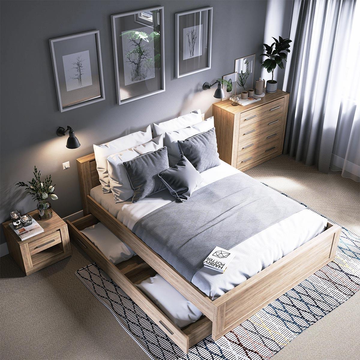 giường ngủ độc đáo, đẹp mắt