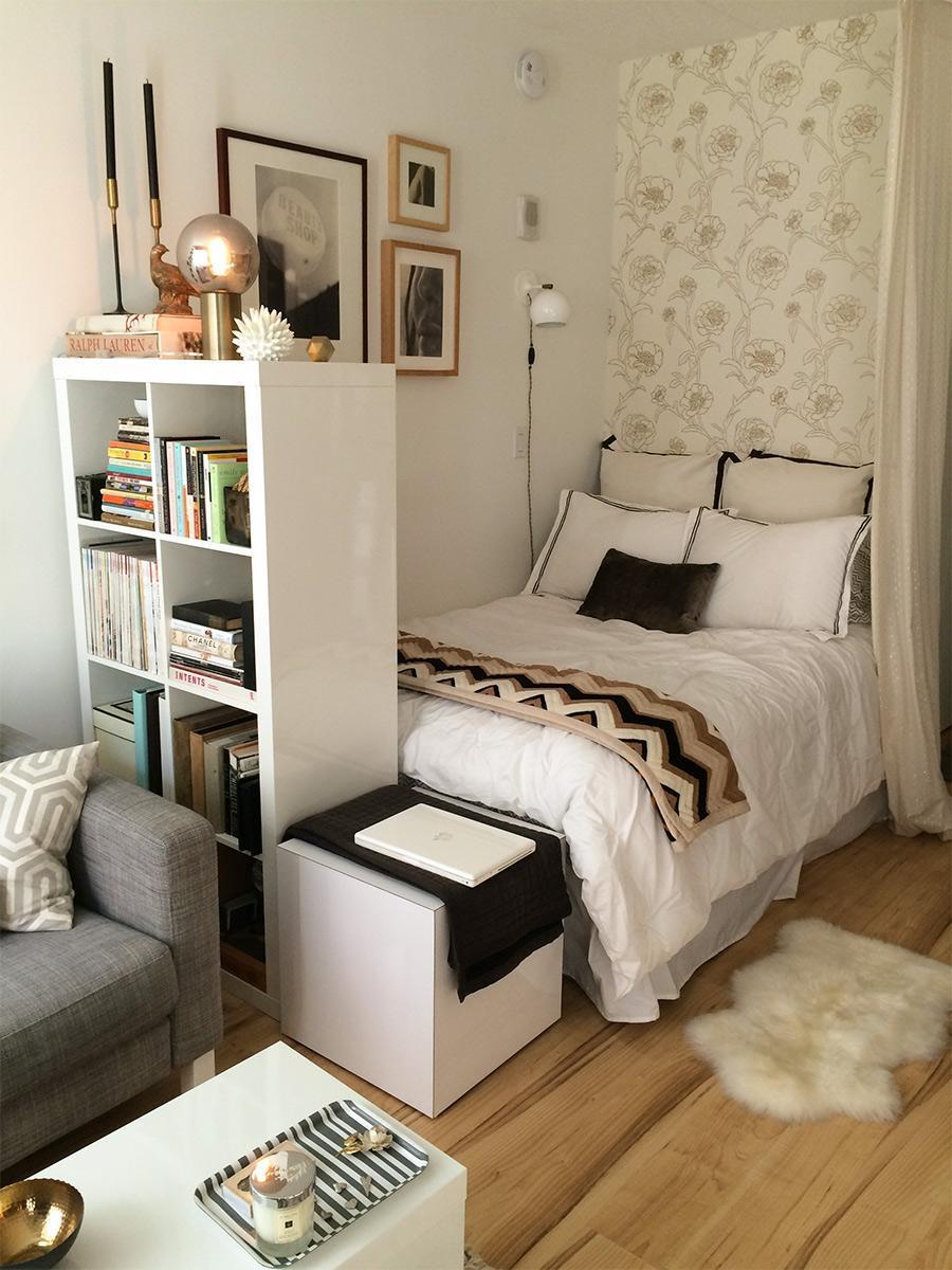 phòng ngủ tiện nghi với nội thất đa năng