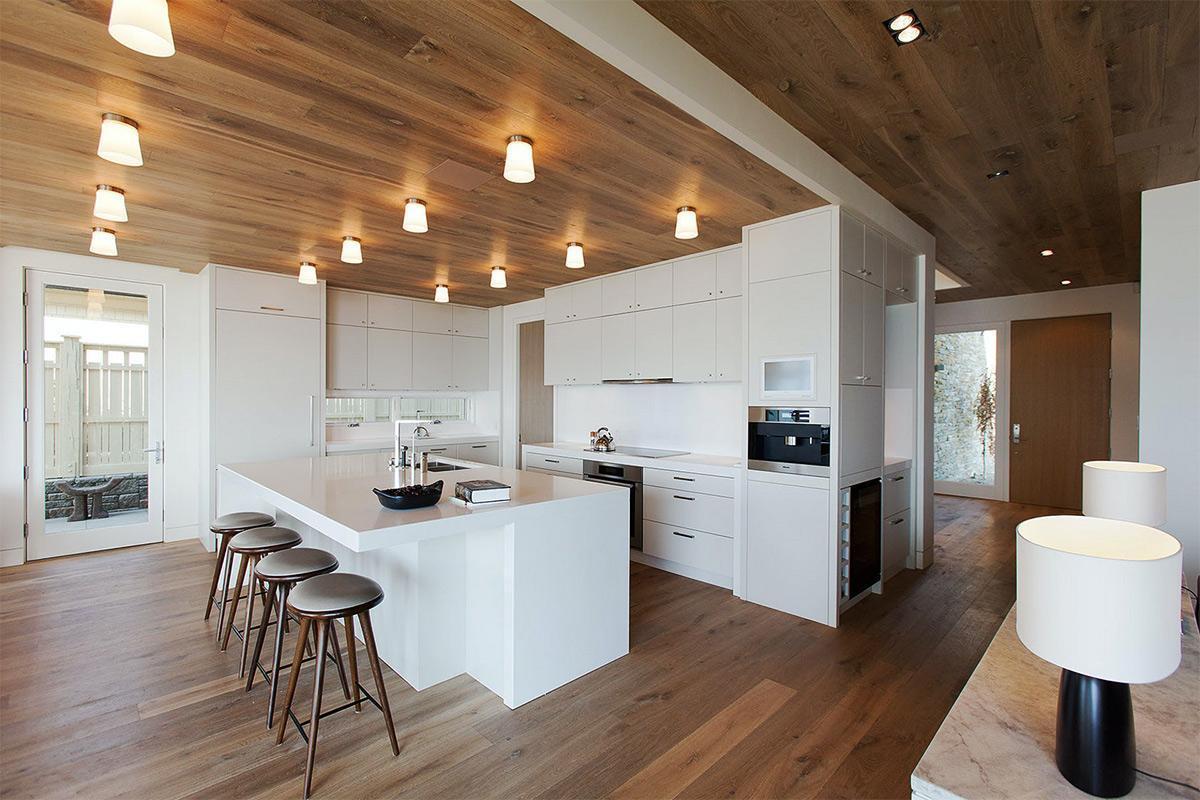 Trang trí nội thất bếp với xu hướng đảo bếp hiện đại