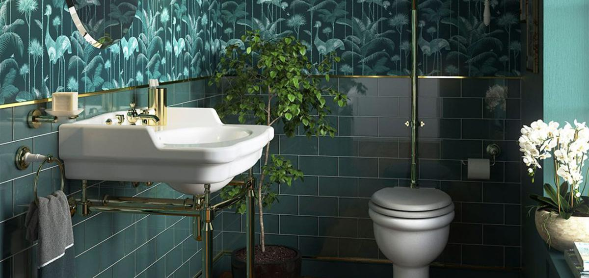 Tổng hợp 75 mẫu thiết kế nhà vệ sinh đẹp nhất - Feel Decor