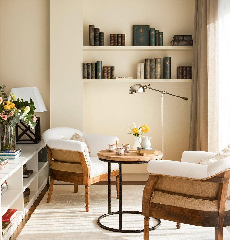 phòng đọc sách