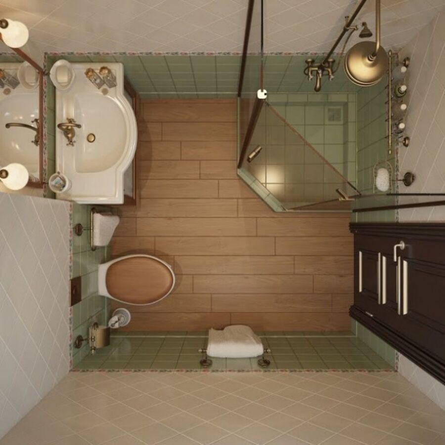 ý tưởng phòng vệ sinh