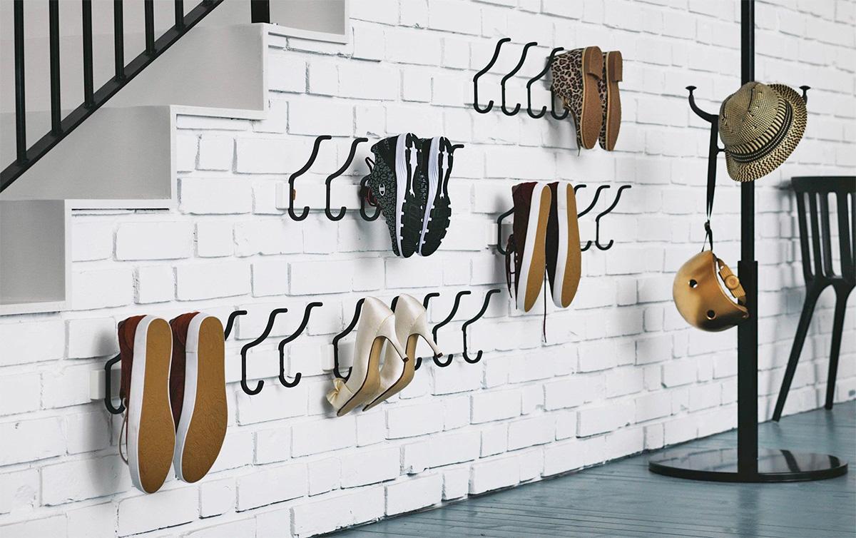 ý tưởng thiết kế kệ giày