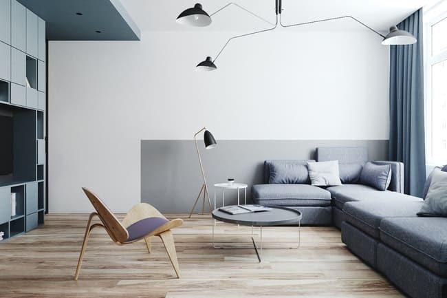 ánh sáng trong minimalism