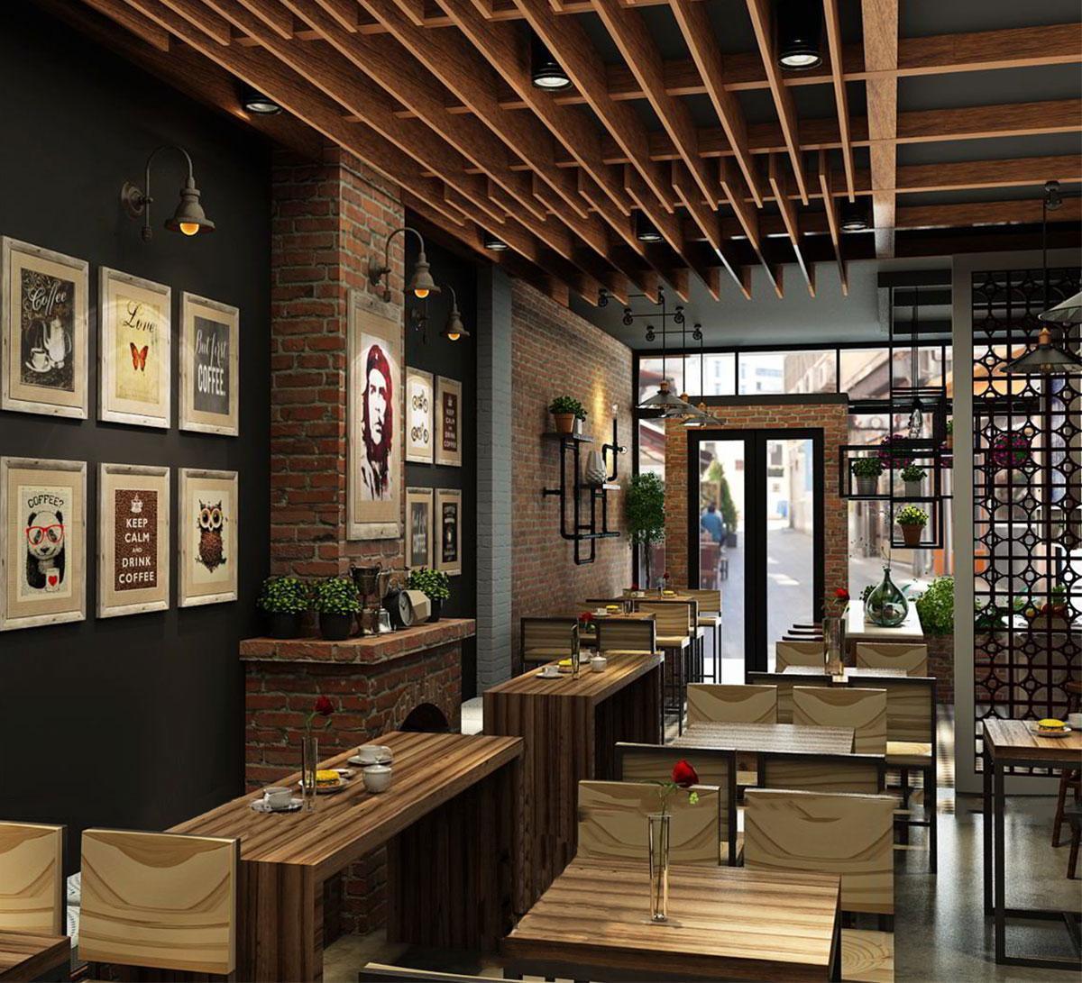 Dự đoán 5 phong cách thiết kế quán cafe sẽ làm mưa làm gió khiến bạn mê mẩn