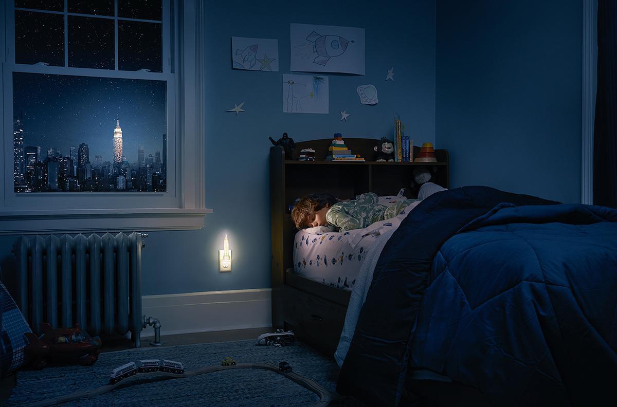 Mở cửa sổ vào buổi chiều, tối