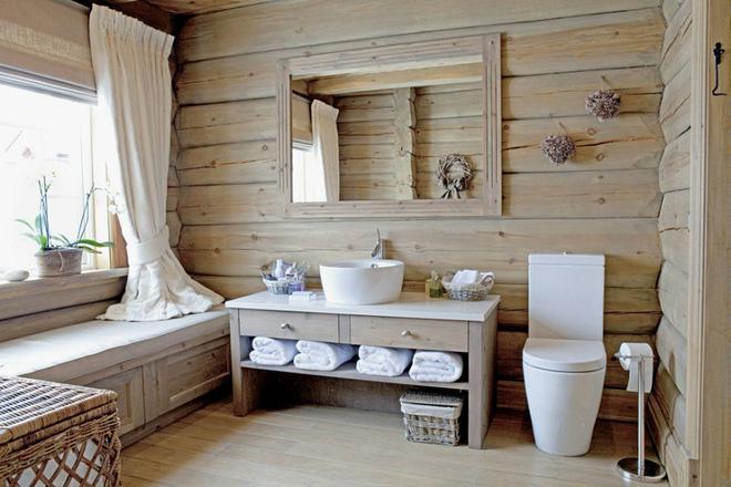 Một vài chất liệu gỗ với khả năng chống trượt, chịu nước tốt sẽ giúp bạn yên tâm khi dùng chúng để lát sàn.
