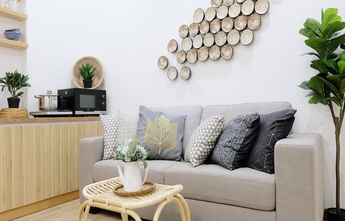 Nguyên tắc trang trí nội thất cho phòng khách