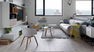 thiết kế căn hộ phong cách Scandinavian