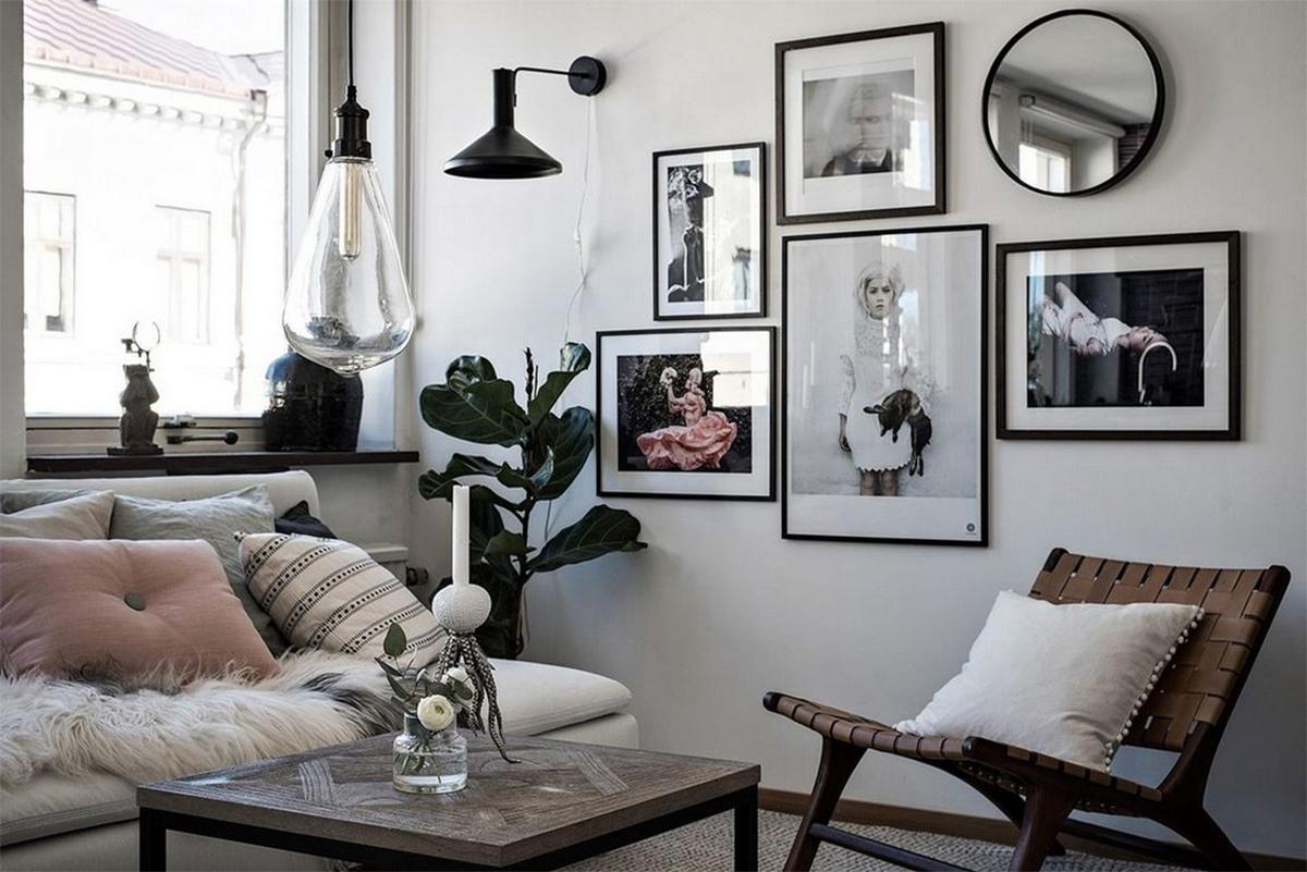 thiết kế nội thất căn hộ 30m2