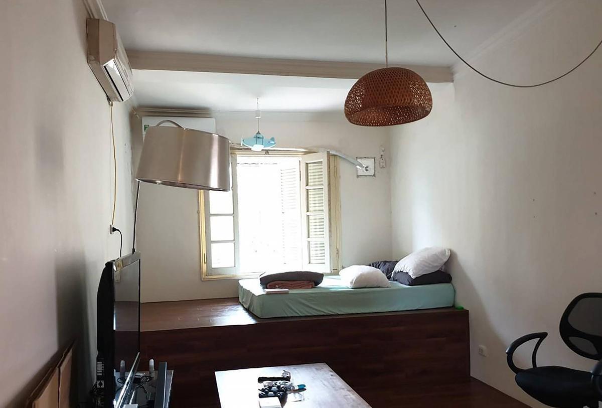 phòng ngủ trước khi cải tạo