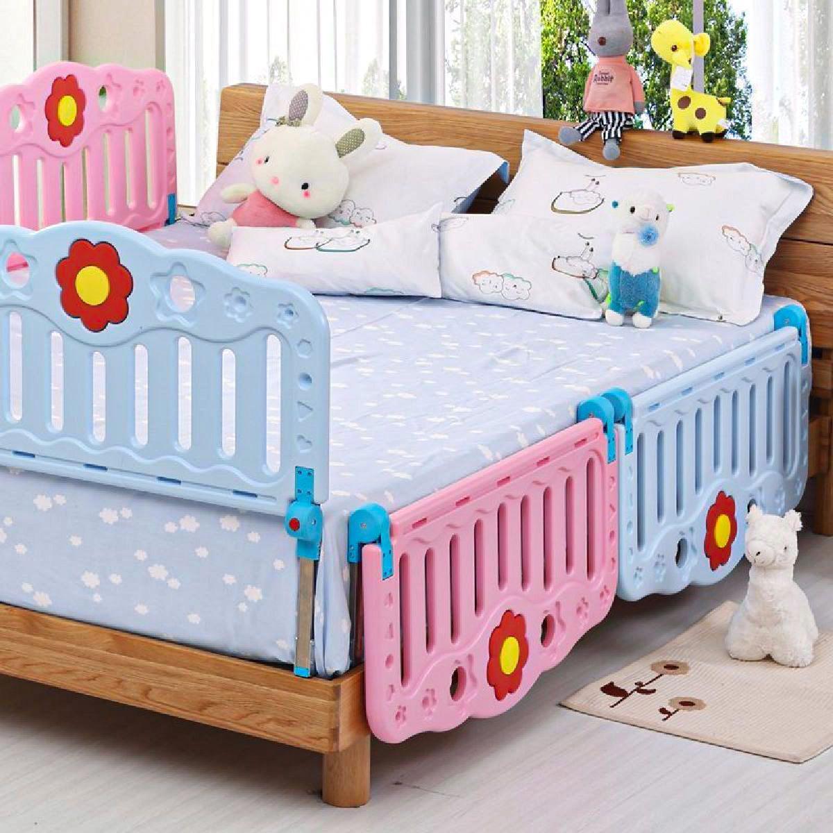 giường ngủ của bé