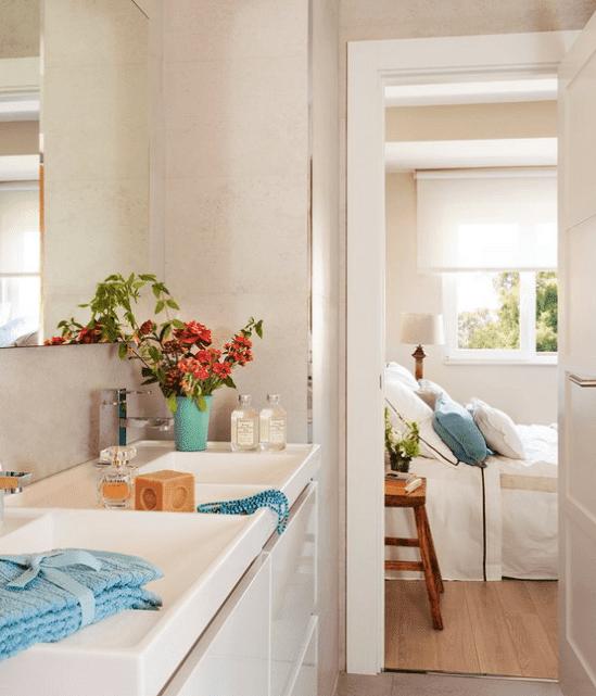 hình ảnh: thiết kế nội thất căn hộ chung cư dành cho bà mẹ đơn thân sống cùng con