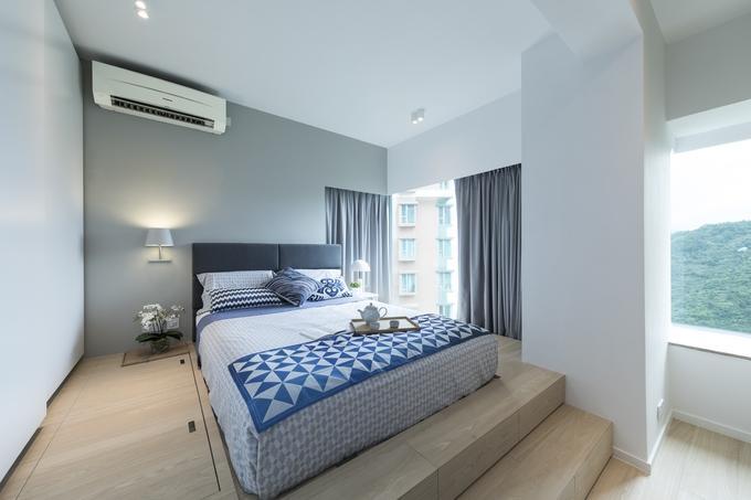hình ảnh: thiết kế nội thất căn hộ diện tích 60m2 cho cặp vợ chồng trẻ vô cùng thoáng đãng