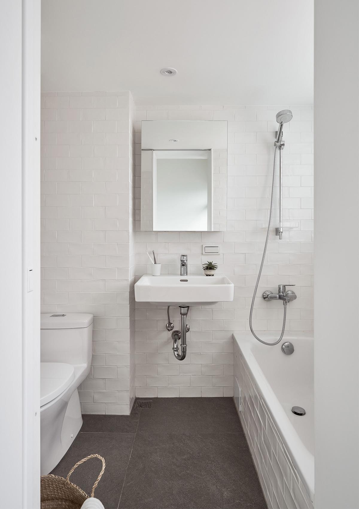 thiết kế nhà vệ sinh cho căn hộ chung cư nhỏ