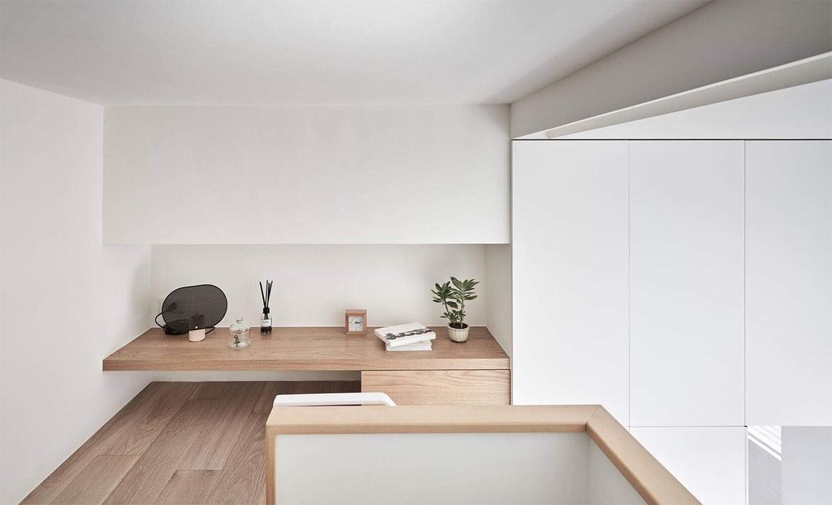 Thiết kế căn hộ nhỏ xinh