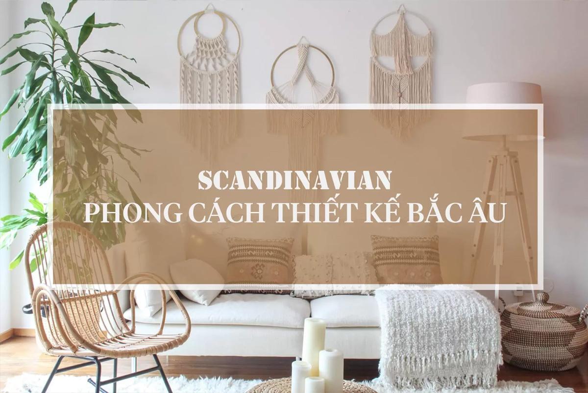 phong cách thiết kế scandinavian