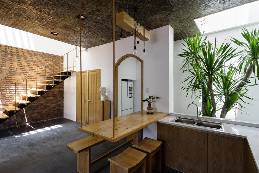 hình ảnh: thiết kế trang trí nội thất nhà phố diện tích 49m2
