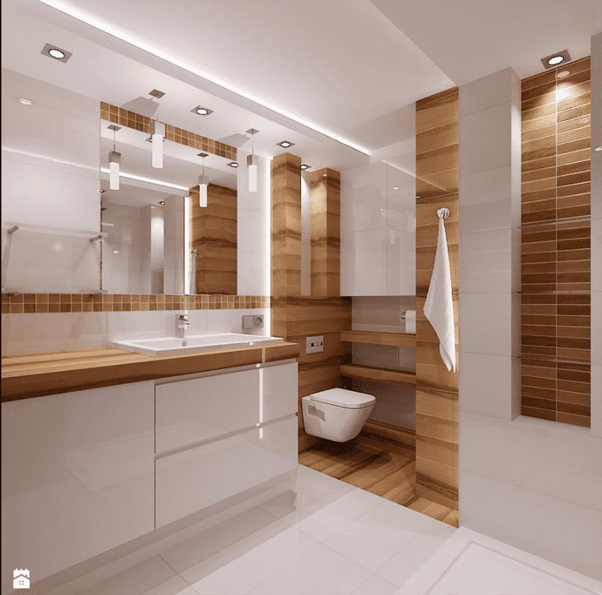 hình ảnh: sử dụng đèn led âm trong thiết kế trang trí nội thất nhà ở căn hộ chung cư