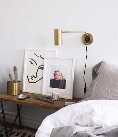 hình ảnh: tự tay thiết kế trang trí nội thất phòng ngủ tuyệt đẹp không tốn nhiều chi phí