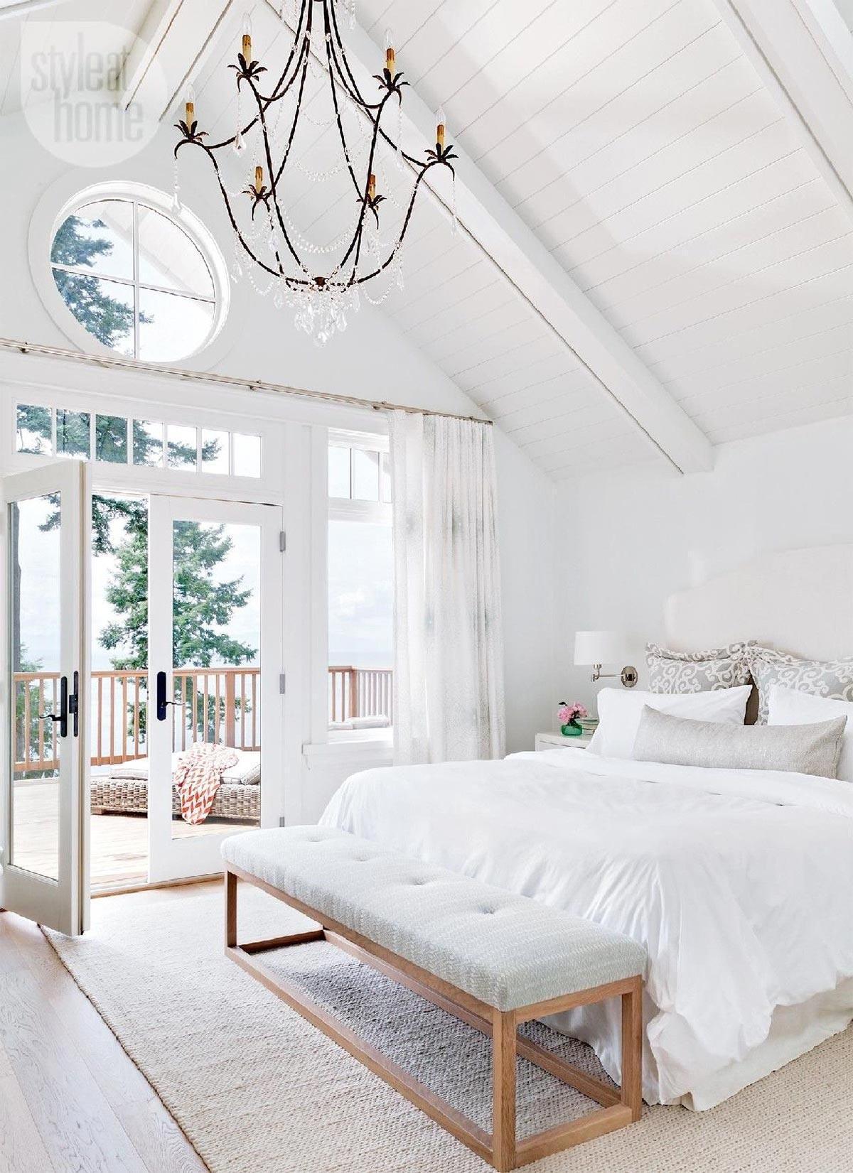 Phòng ngủ thiết kế đẹp mắt