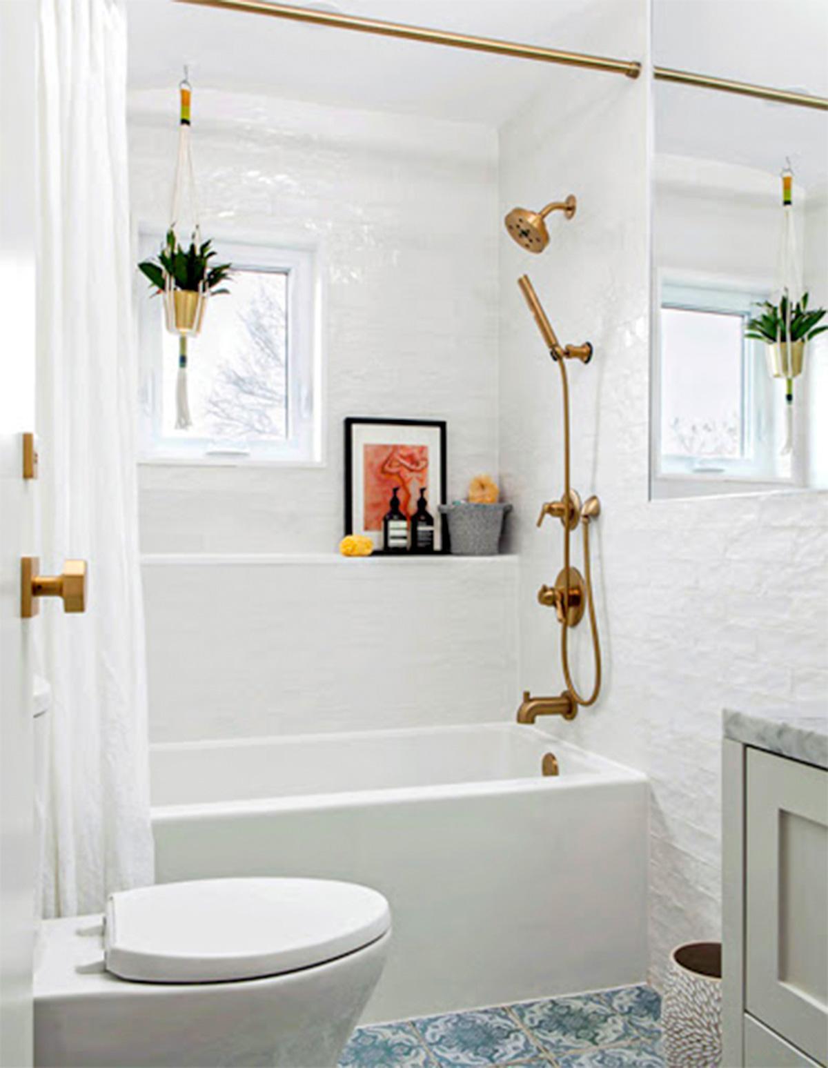 Nhà vệ sinh thiết kế hiện đại