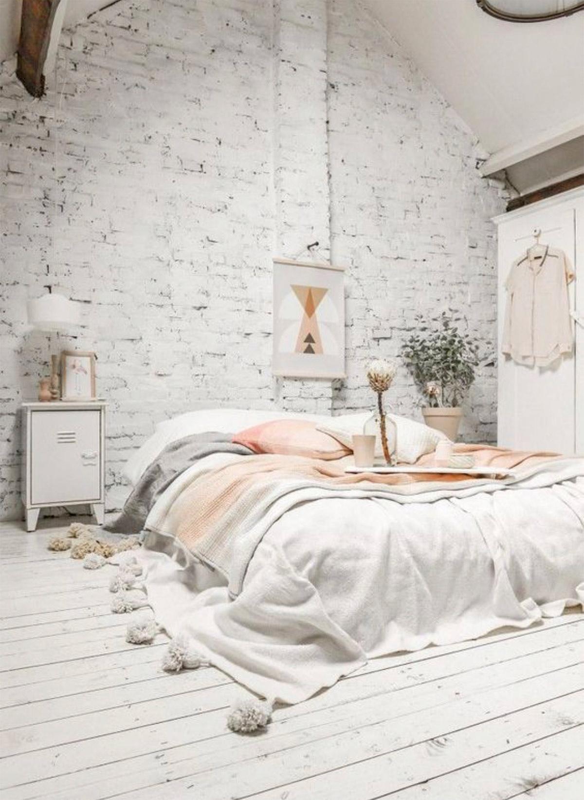 Phòng ngủ phong cách phương Tây