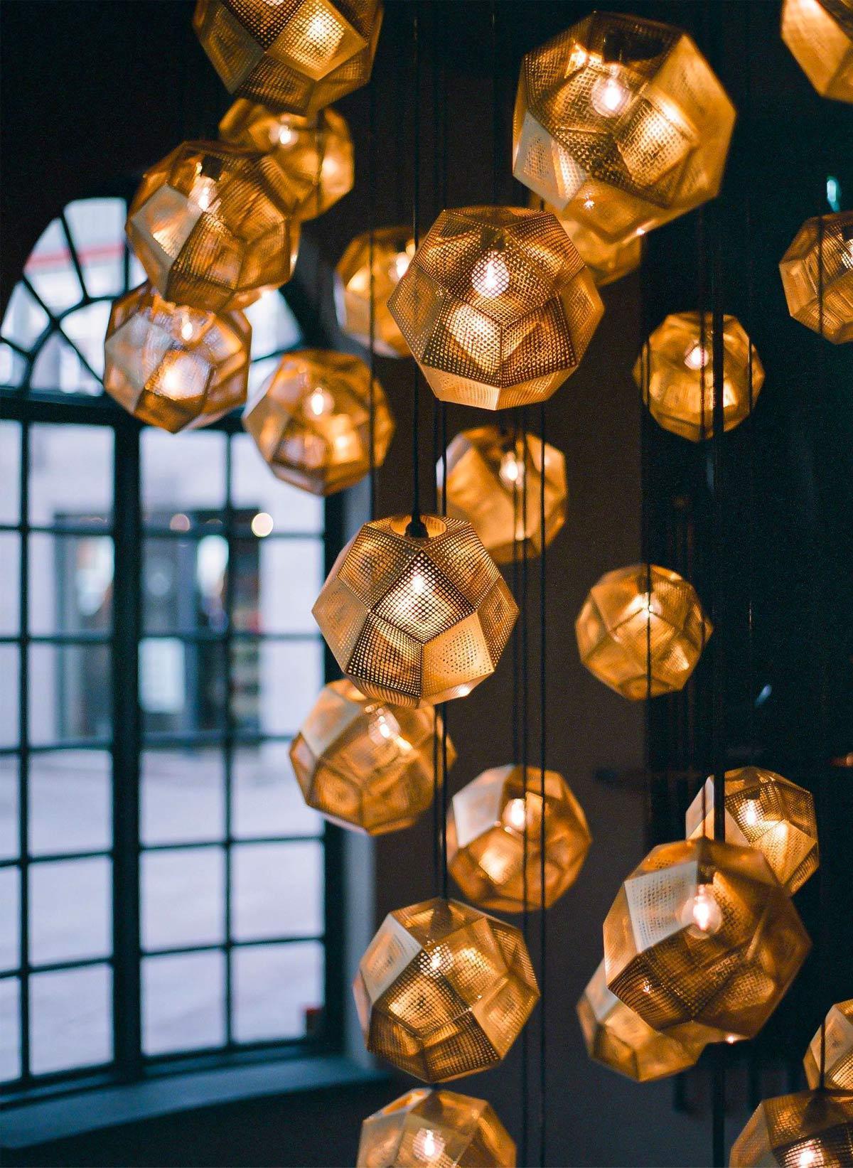 những mấu đèn thiết kế đẹp