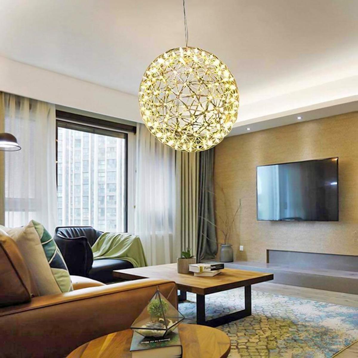 đèn phòng khách hiện đại nhất