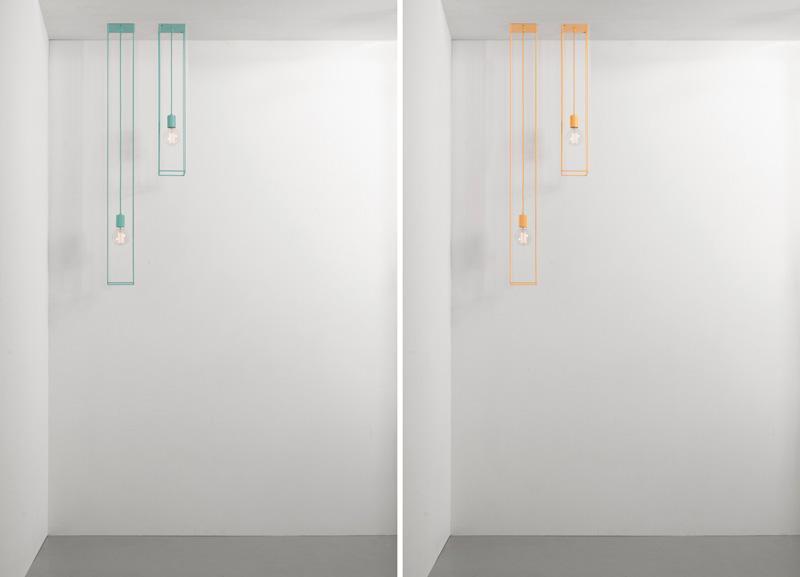 hình ảnh: những mẫu đèn nội thất với hình học lạ mắt giúp ngôi nhà của bạn thêm lung linh