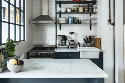 hình ảnh: thiết kế nội thất căn hộ chung cư 33m2 phong cách scandinavian